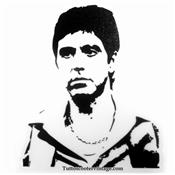 Stickers Al Pacino SCARFACE