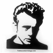 Stickers James Dean