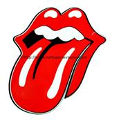 Stickers bouche Rolling Stones